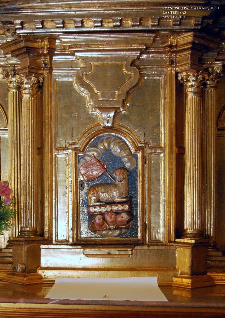 Sevilla, Convento San José del Carmen (23)
