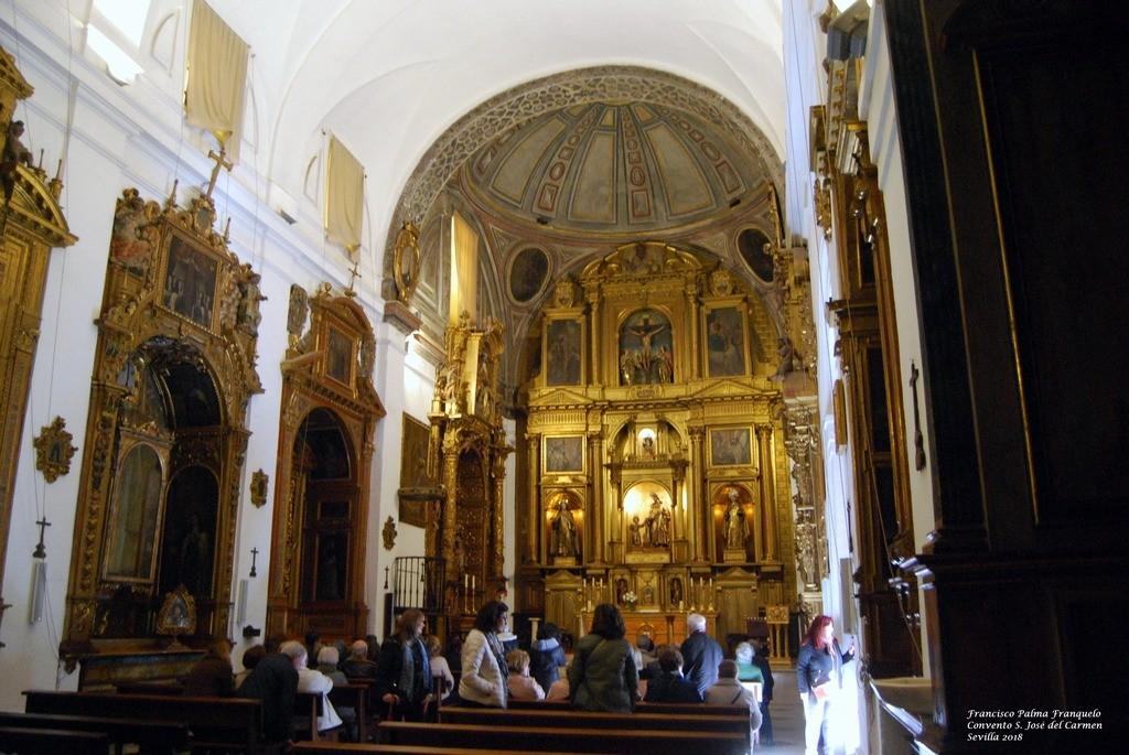 Sevilla, Convento San José del Carmen (26)