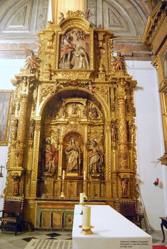Sevilla, Convento San José del Carmen (28)