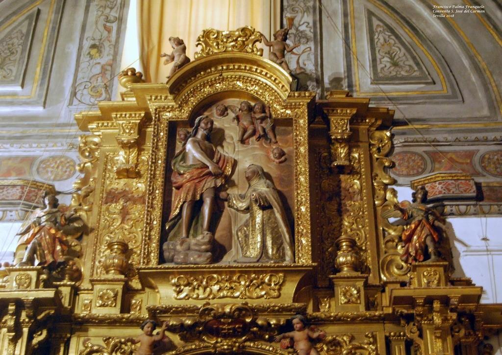 Sevilla, Convento San José del Carmen (29)