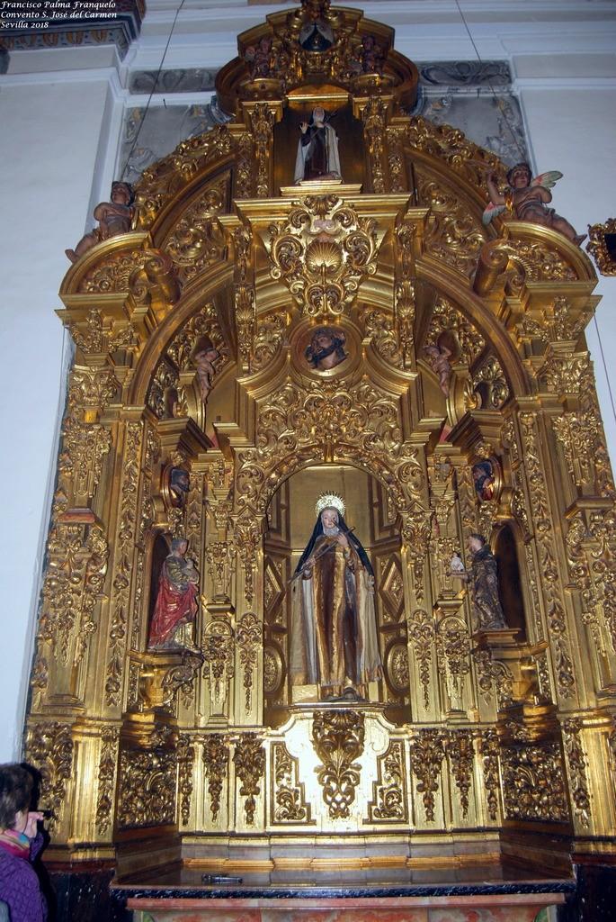 Sevilla, Convento San José del Carmen (33)