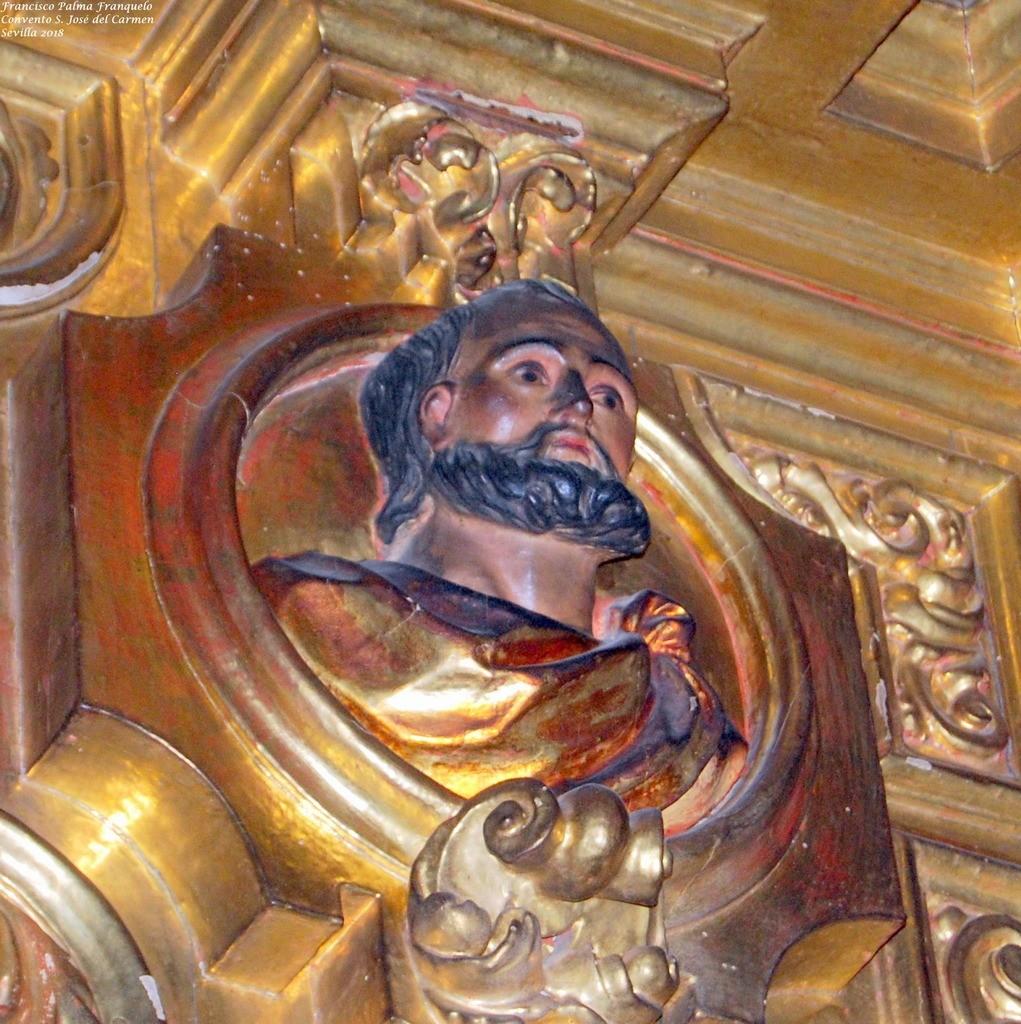 Sevilla, Convento San José del Carmen (36)
