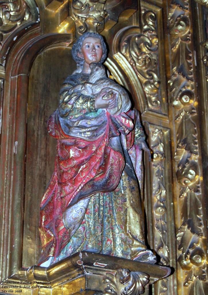 Sevilla, Convento San José del Carmen (37)