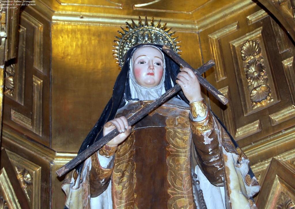 Sevilla, Convento San José del Carmen (38)
