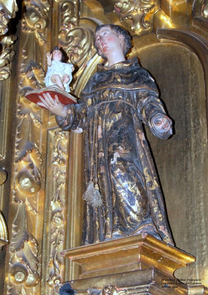 Sevilla, Convento San José del Carmen (40)