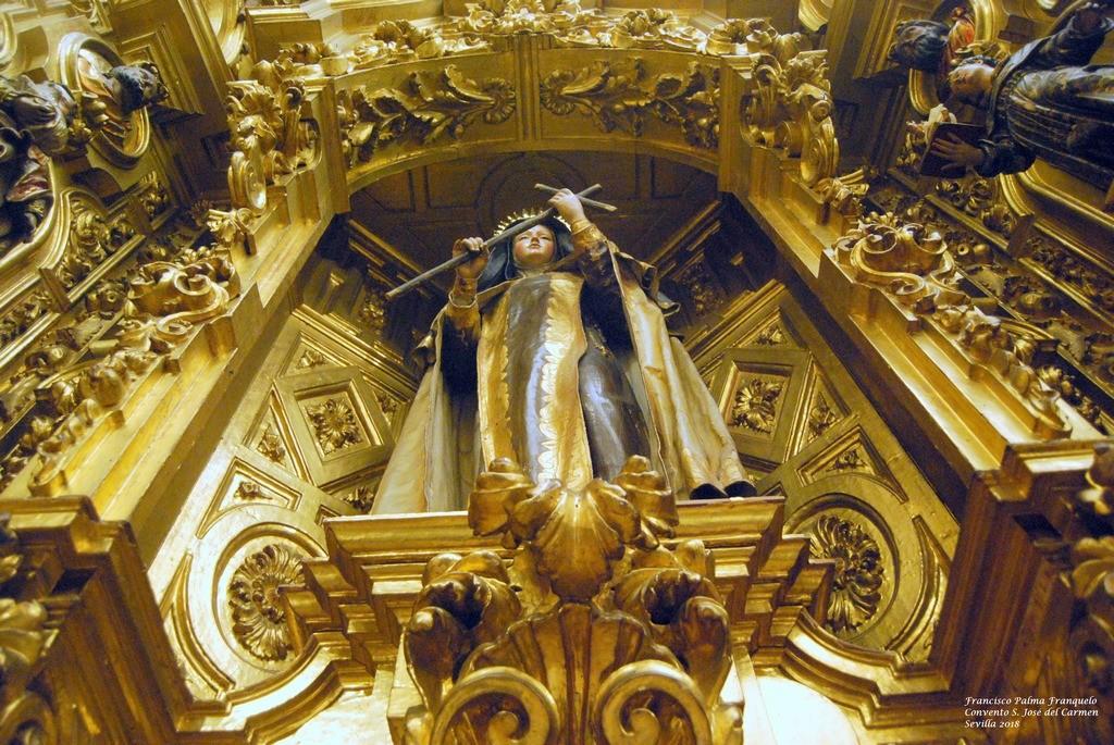 Sevilla, Convento San José del Carmen (41)