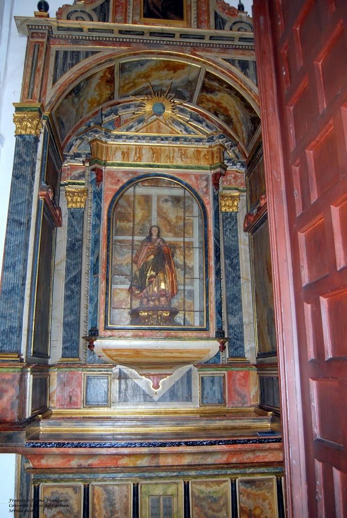 Sevilla, Convento San José del Carmen (42)
