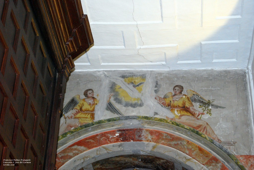 Sevilla, Convento San José del Carmen (44)
