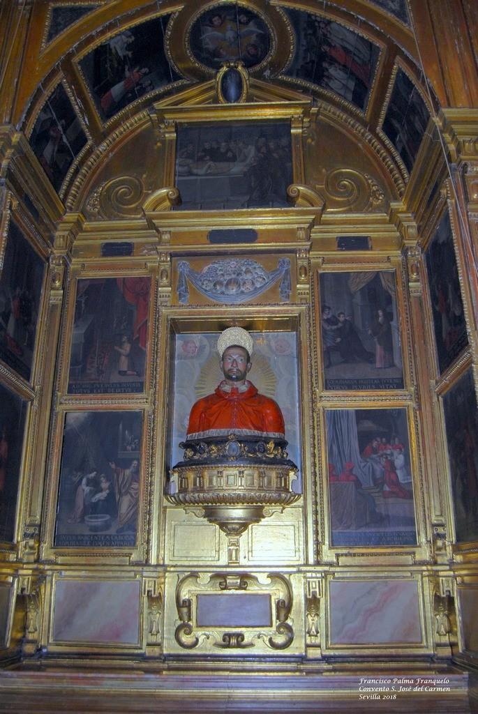Sevilla, Convento San José del Carmen (46)