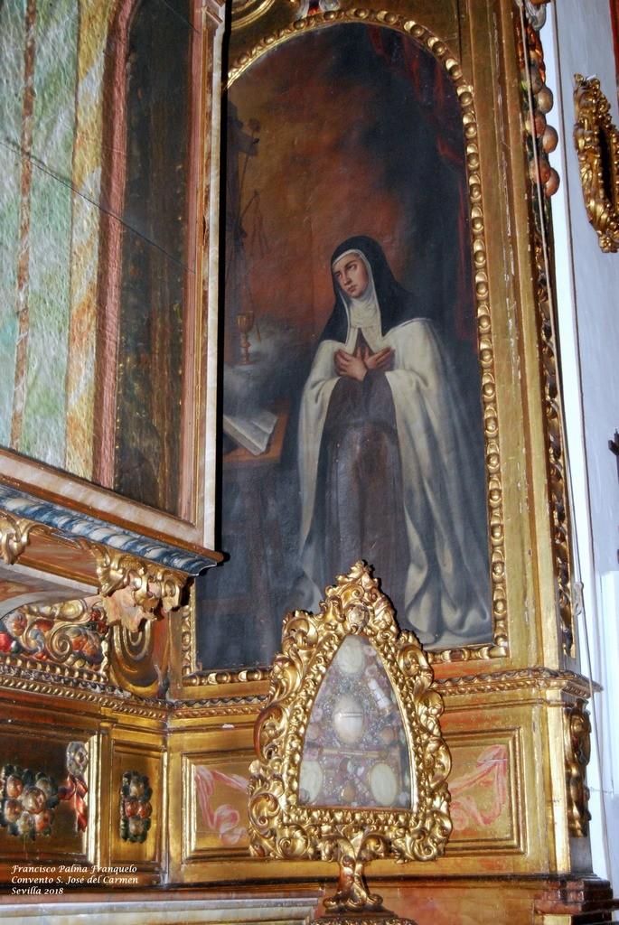 Sevilla, Convento San José del Carmen (50)