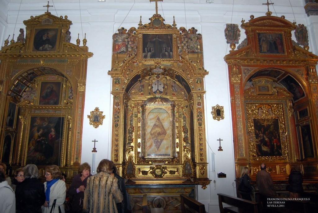 Sevilla, Convento San José del Carmen (52)