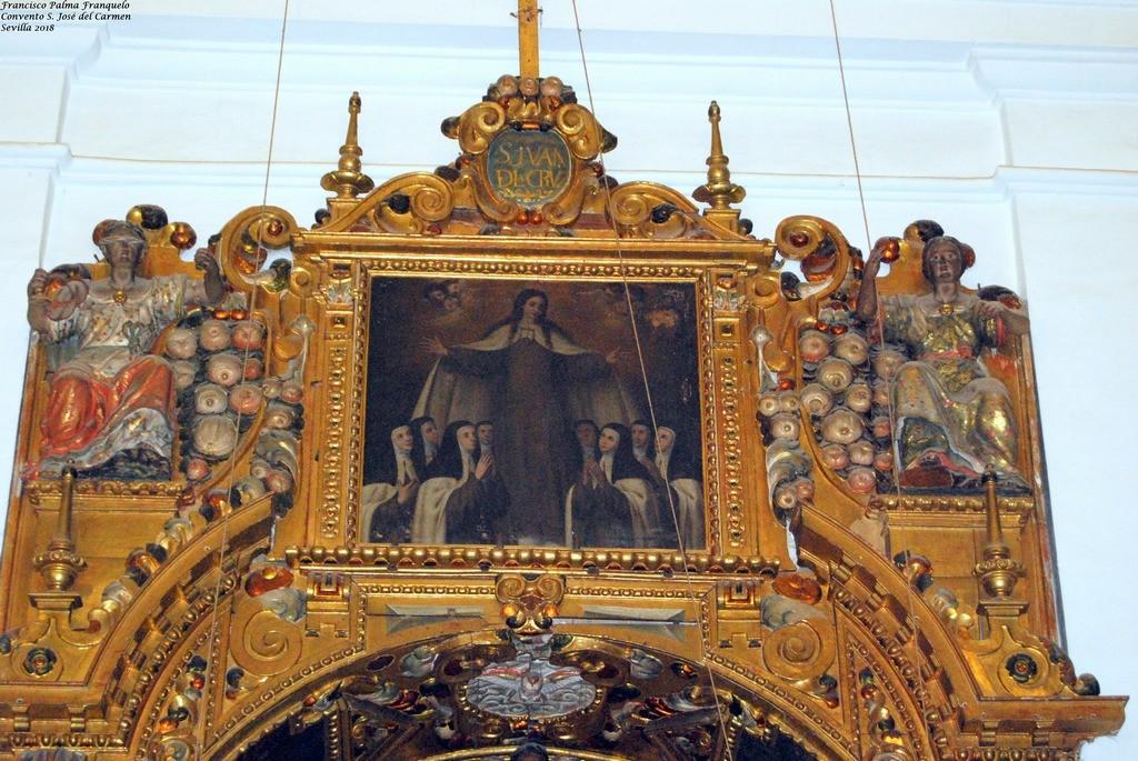 Sevilla, Convento San José del Carmen (53)