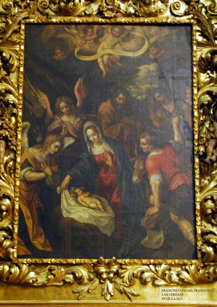 Sevilla, Convento San José del Carmen (55)