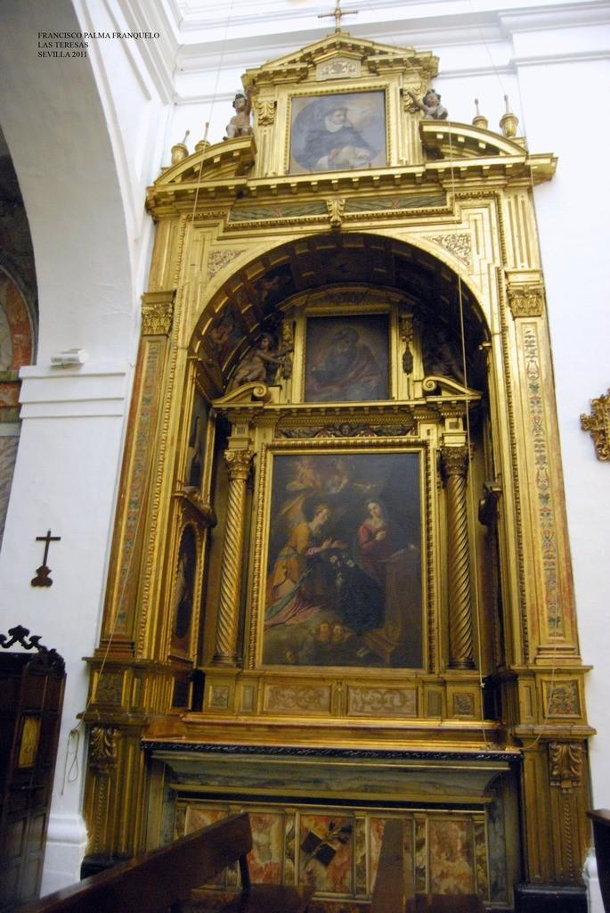 Sevilla, Convento San José del Carmen (56)