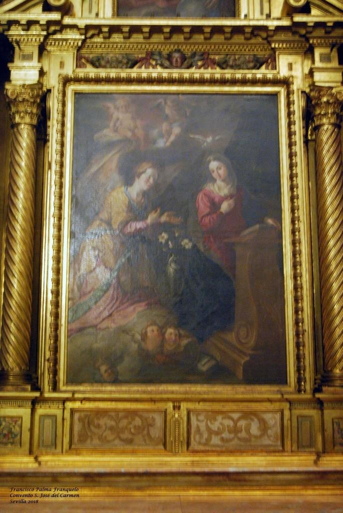 Sevilla, Convento San José del Carmen (58)