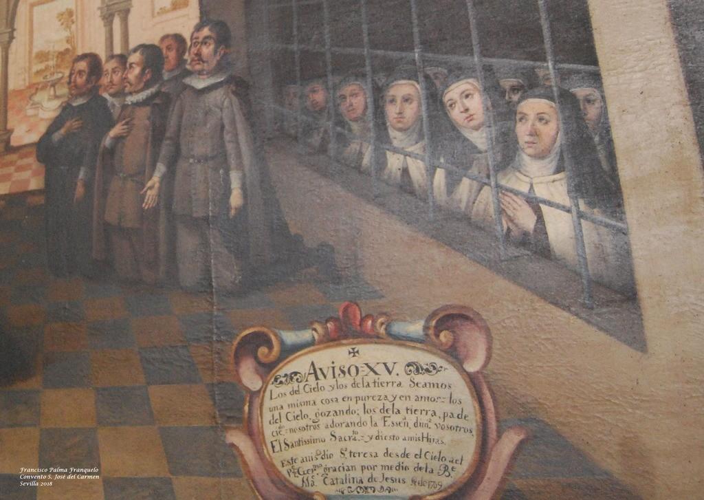 Sevilla, Convento San José del Carmen (61)