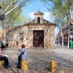 Sevilla. Capilla de Ntra. Sra. del Carmen (La Santa Cruz del Rodeo) (1)