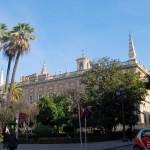 Sevilla. Archivo de Indias y desde él (1)