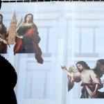 Sevilla. Murillo en pared y Archivo de Indias (2)