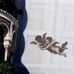 Sevilla. Murillo en pared y Archivo de Indias (3)