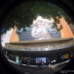 Sevilla. Murillo en pared y Archivo de Indias (5)