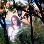Sevilla. Murillo en pared y Archivo de Indias (6)