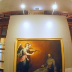 Sevilla. Murillo en pared y Archivo de Indias (9)