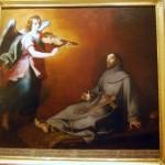 Sevilla. Murillo en pared y Archivo de Indias (10)