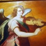 Sevilla. Murillo en pared y Archivo de Indias (12)