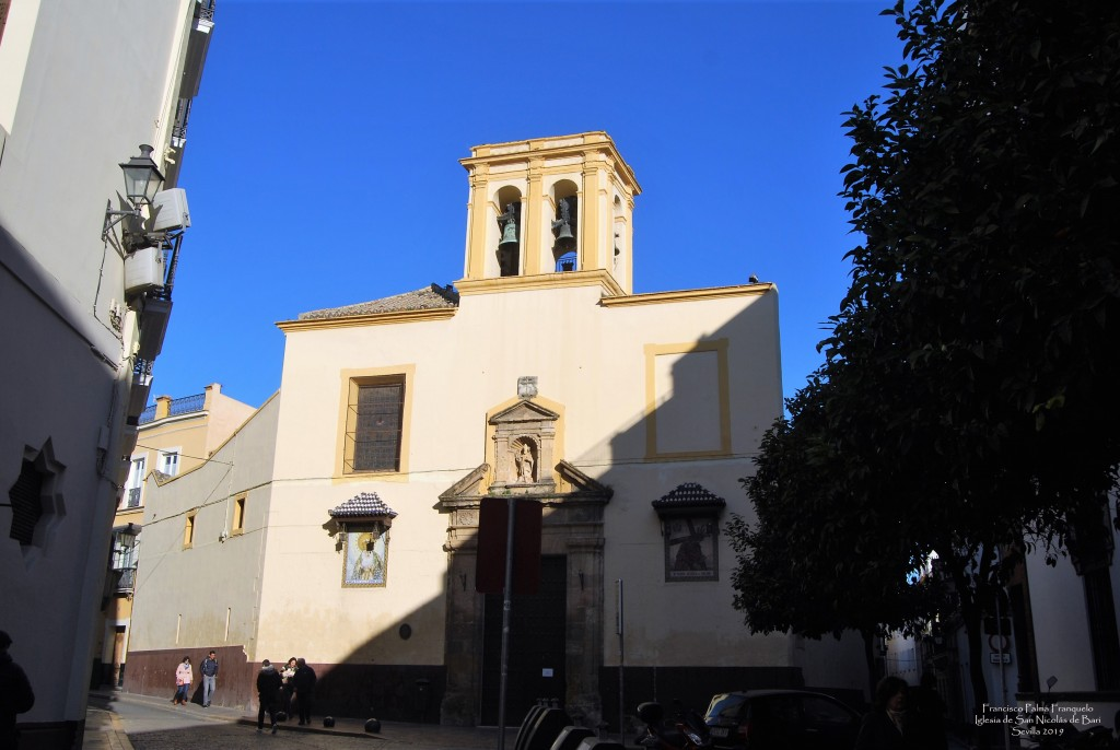 Sevilla. Iglesia de San Nicolás de Bari (2)