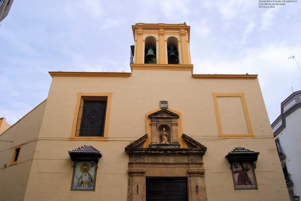 Sevilla. Iglesia de San Nicolás de Bari (4)