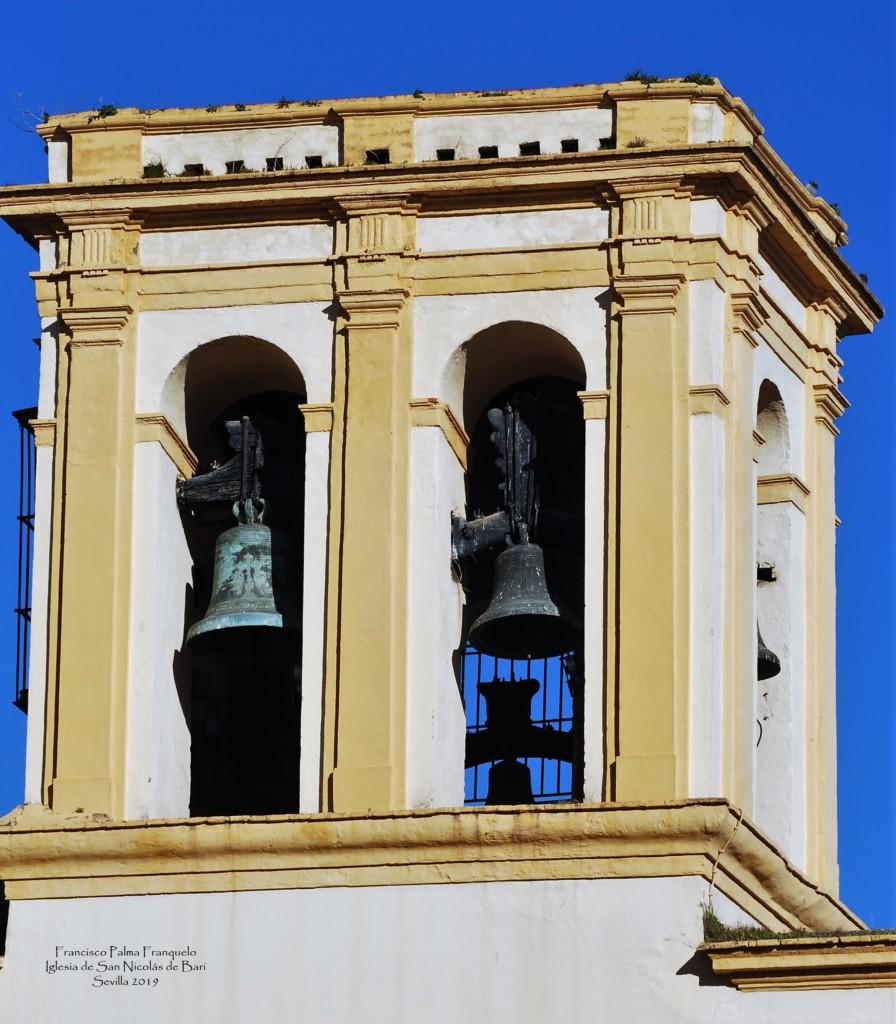 Sevilla. Iglesia de San Nicolás de Bari (5)