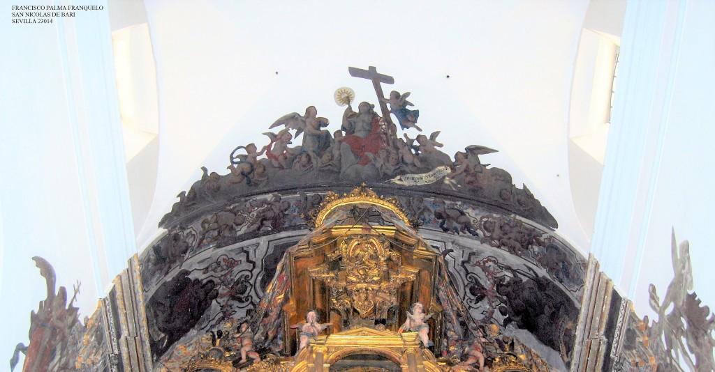 Sevilla. Iglesia de San Nicolás de Bari (10)