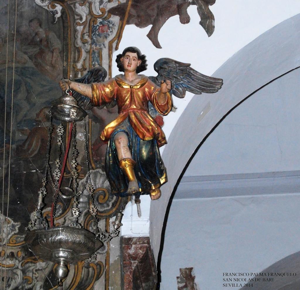 Sevilla. Iglesia de San Nicolás de Bari (14)