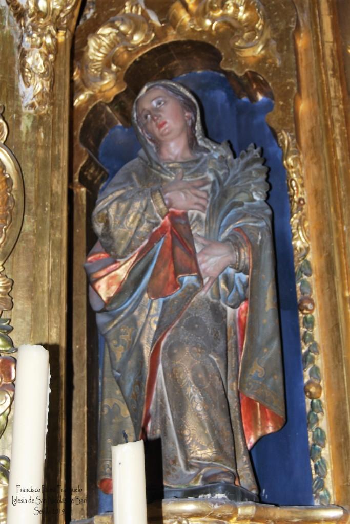 Sevilla. Iglesia de San Nicolás de Bari (19)