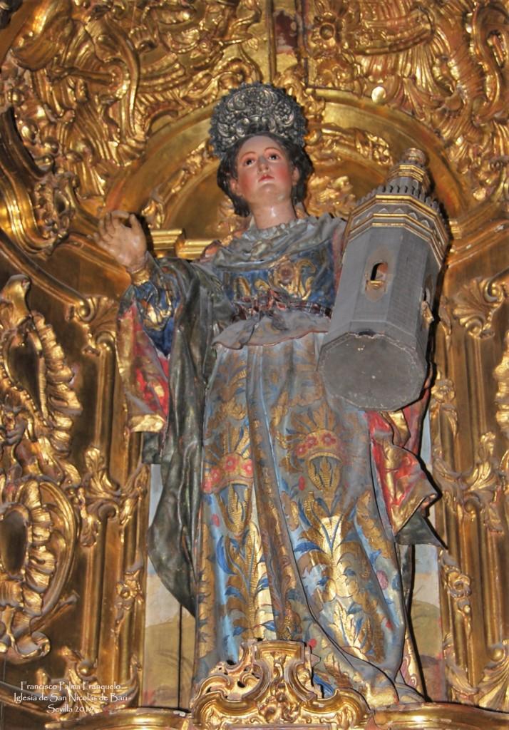 Sevilla. Iglesia de San Nicolás de Bari (26)
