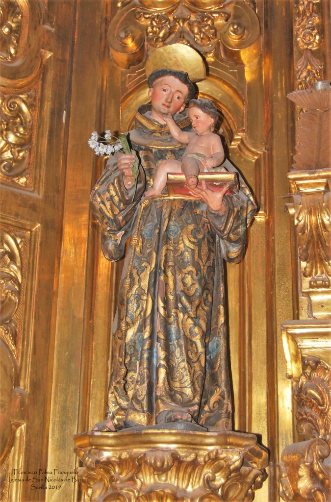 Sevilla. Iglesia de San Nicolás de Bari (30)