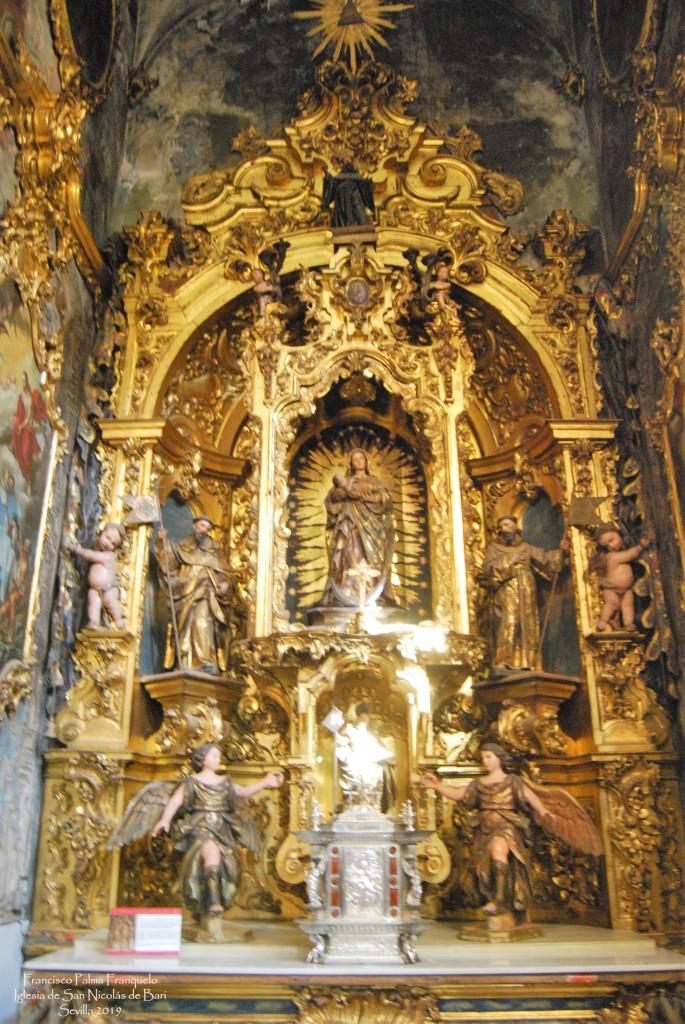 Sevilla. Iglesia de San Nicolás de Bari (45)