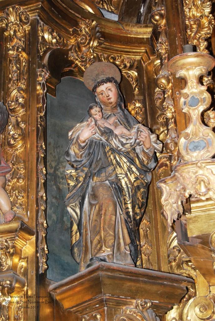 Sevilla. Iglesia de San Nicolás de Bari (48)