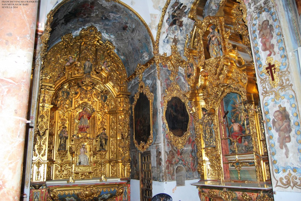 Sevilla. Iglesia de San Nicolás de Bari (54)