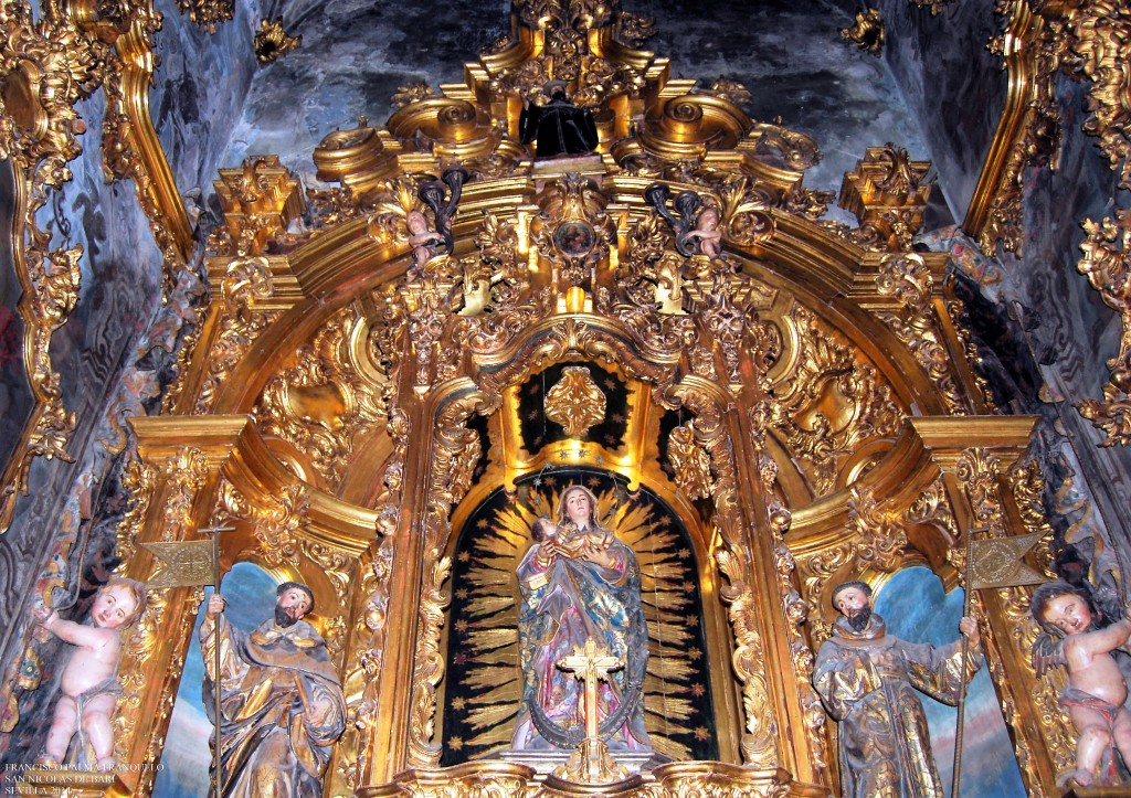 Sevilla. Iglesia de San Nicolás de Bari (55)