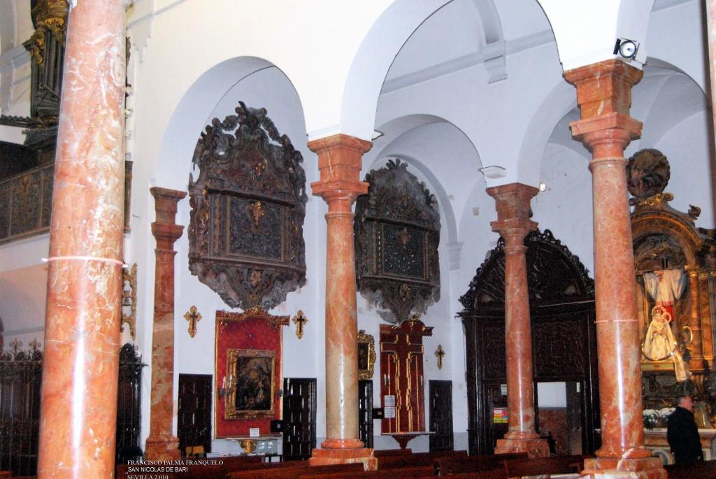 Sevilla. Iglesia de San Nicolás de Bari (57)
