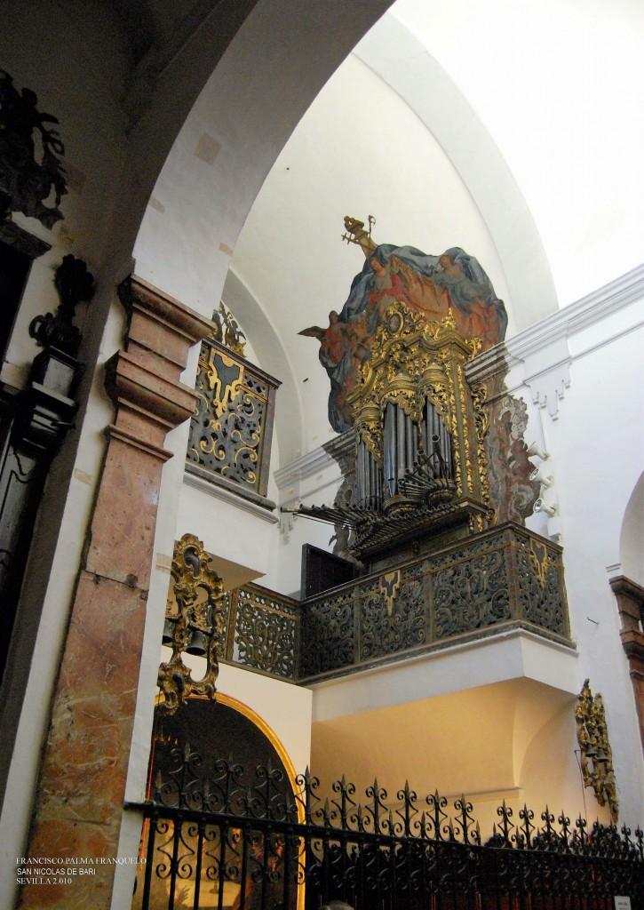 Sevilla. Iglesia de San Nicolás de Bari (67)