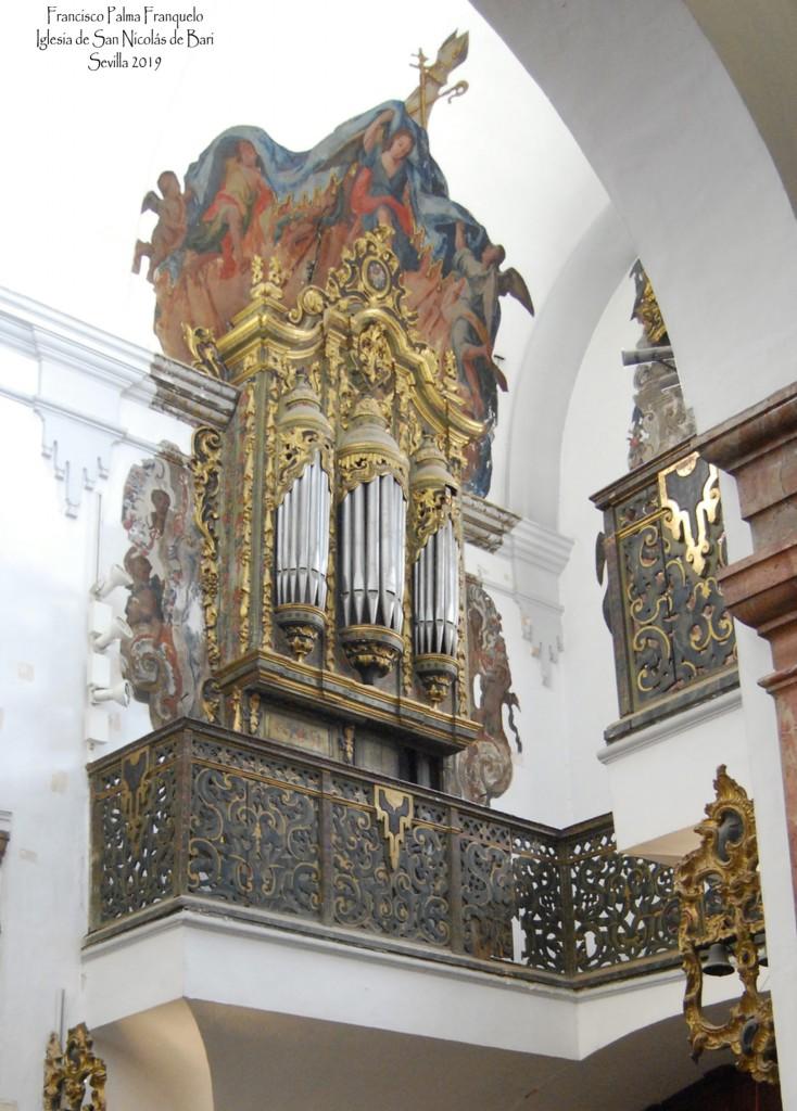 Sevilla. Iglesia de San Nicolás de Bari (70)