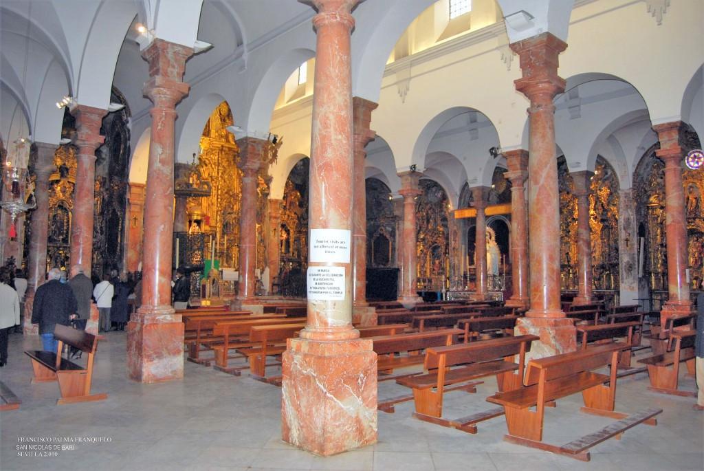 Sevilla. Iglesia de San Nicolás de Bari (81)