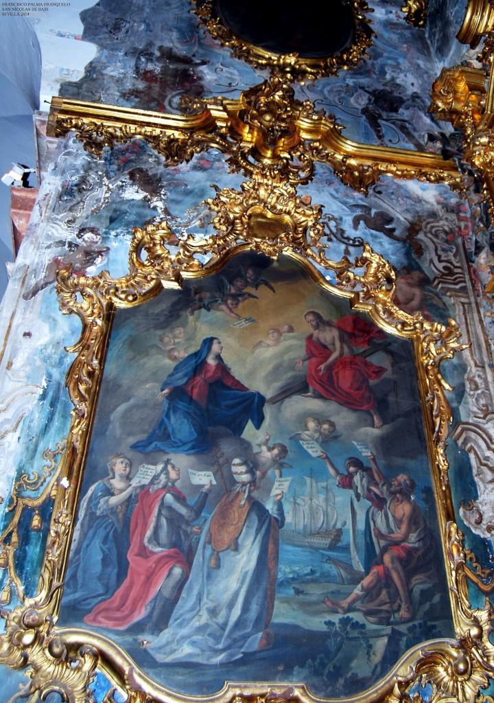Sevilla. Iglesia de San Nicolás de Bari (88)