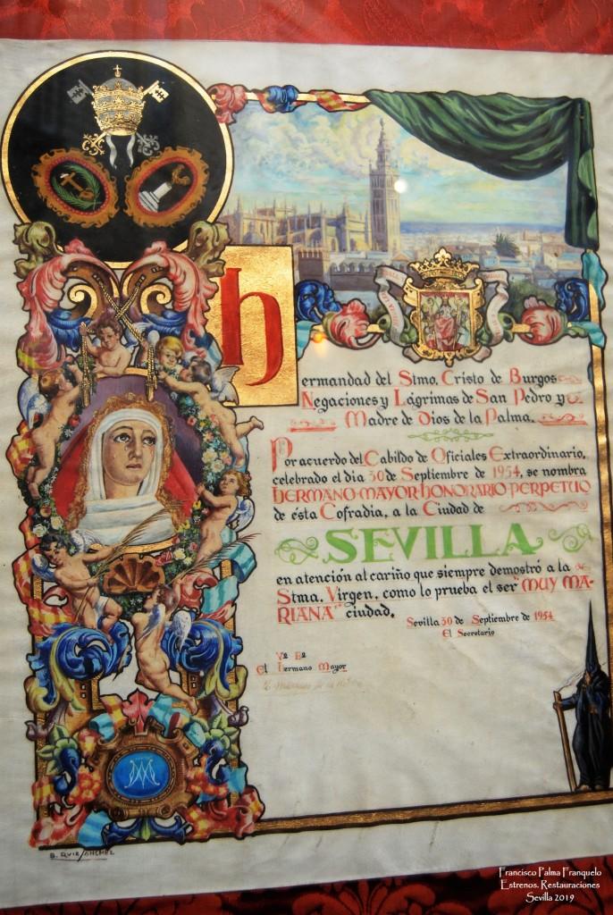 Sevilla. Estrenos. Restauraciones (3)
