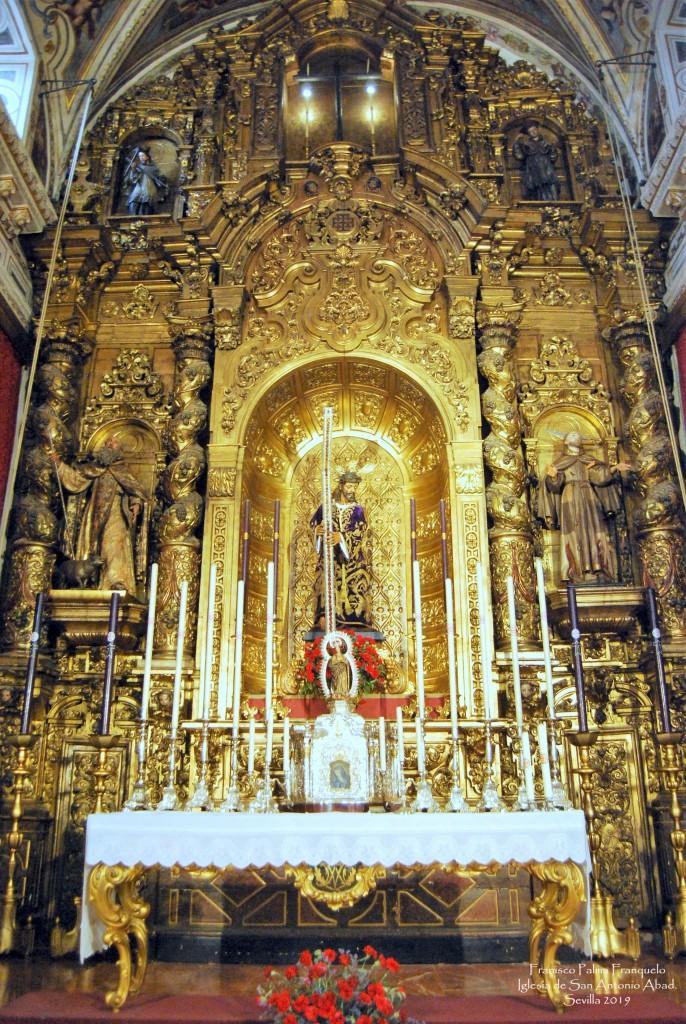 Sevilla. Iglesia de San Antonio Abad (12)
