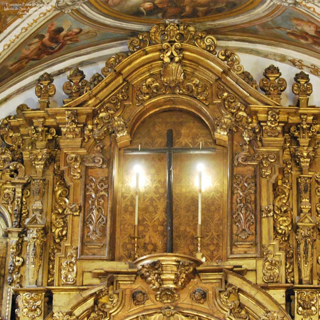 Sevilla. Iglesia de San Antonio Abad (17)