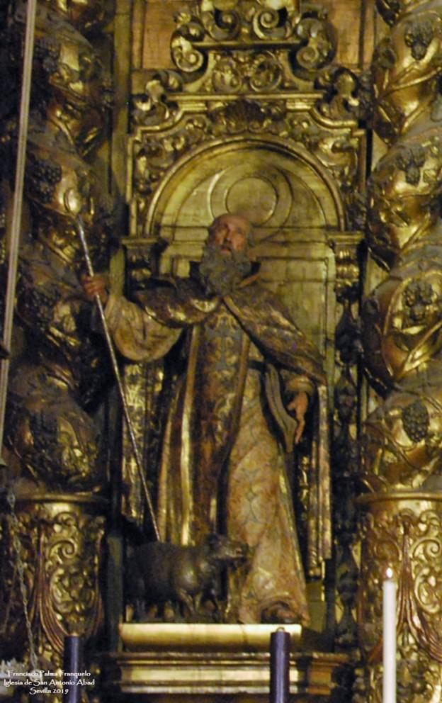Sevilla. Iglesia de San Antonio Abad (19)